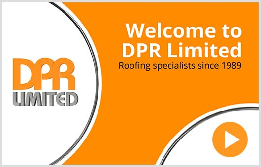 DPR Roofing Pontefract Video