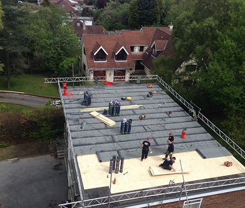 Commercial-Flat-Roofs-Pontefract