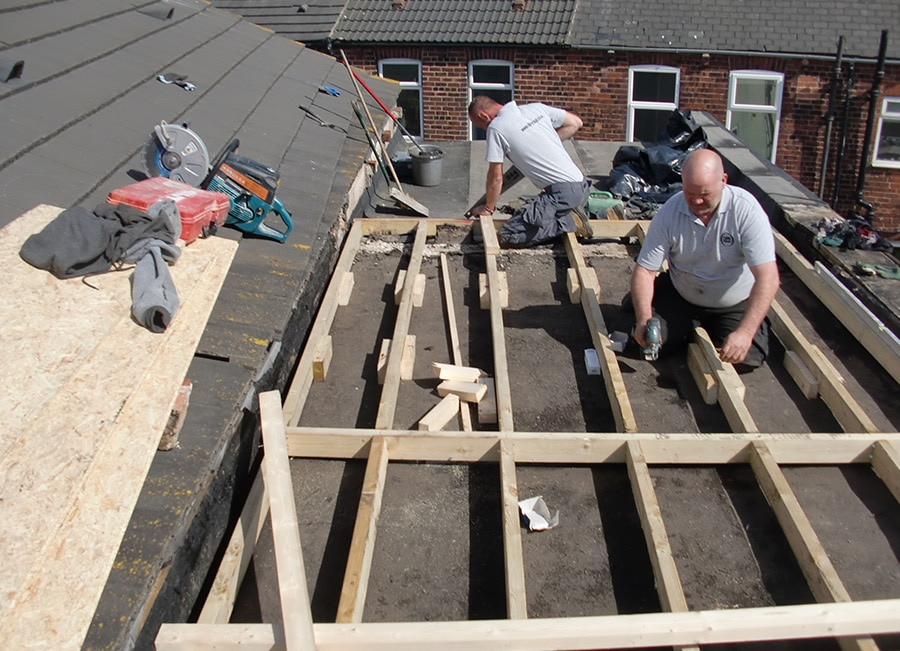 Flat-Roof-Replacement-Pontefract